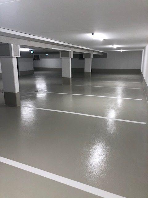 Weiner Bodenbeschichtungen und Beton